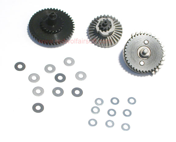 Prometheus Double Torque Gear Set