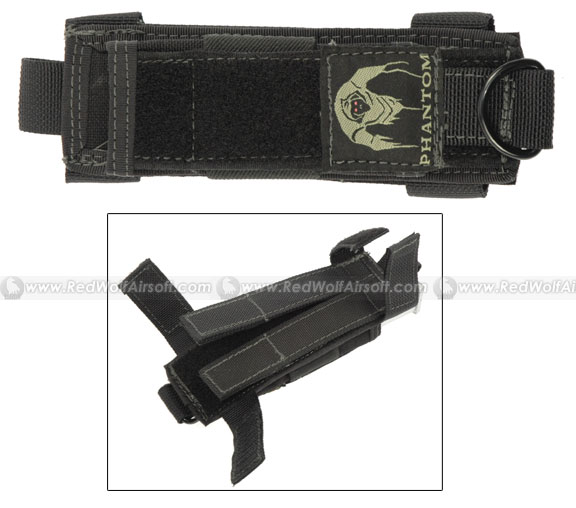 PANTAC Baton Holder (Black / CORDURA)