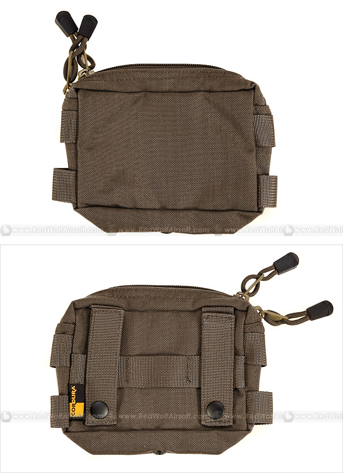 PANTAC Small Molle Accessories Pouch (CB, Cordura)