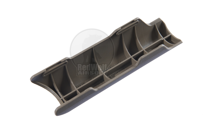 Magpul PTS Cheek Riser Size 2 (Raises cheek weld 1/2) inch in height (Dark Earth)