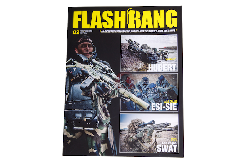 FLASHBANG Magazine 2st