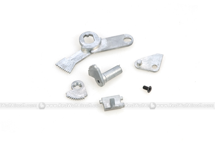 Real Sword (RS) Selector Lever & Safety Set (For RS T2 Gearbox)