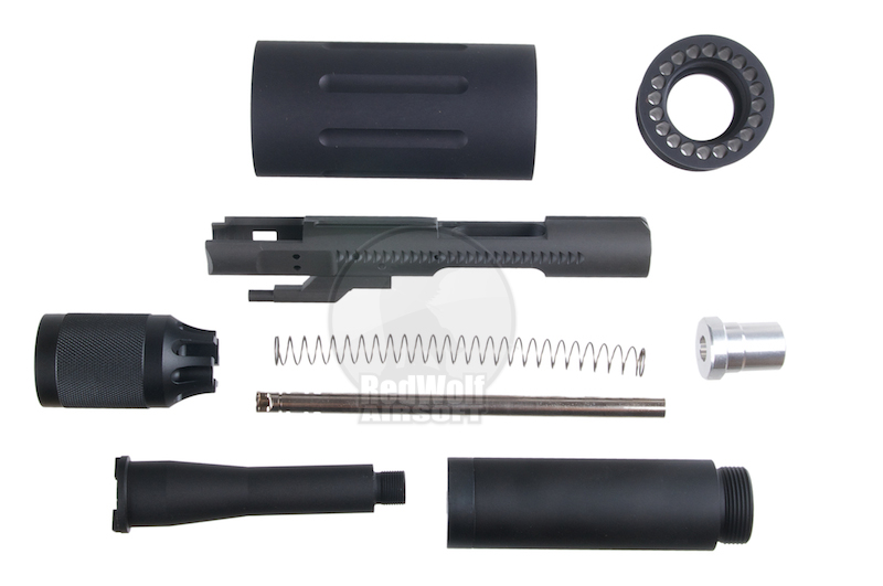 RA Tech M4 Pistol Kit for WE M4 GBB<font color=red> (Holiday Blowout Sale)</font>