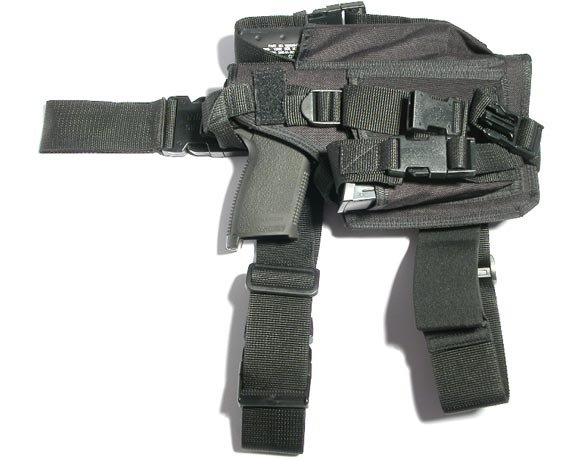 Milspex MK23 Thigh Mount Pistol Holster<font color=red> (Holiday Blowout Sale)</font>