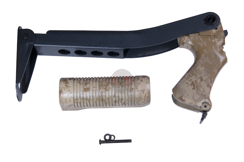 RWC Water Transfer Folding Stock Set S for G&P M870 -DDC