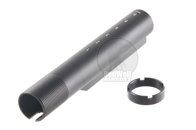 RWC Milspec Size Stock Tube for Systema PTW