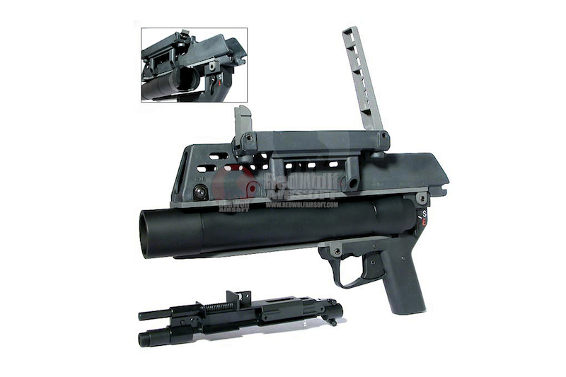 ARES AG36 Grenade Launcher for G36C <font color=red>(Clearance)</font>