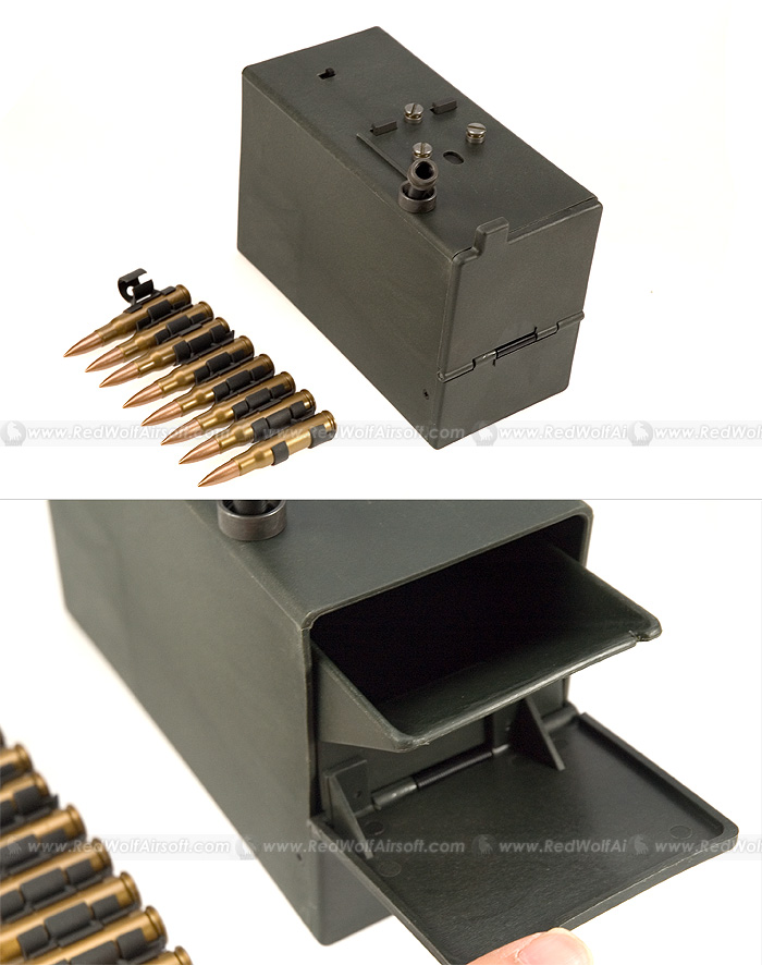 Shooter M60 4000 Rounds Box Magazine for M60