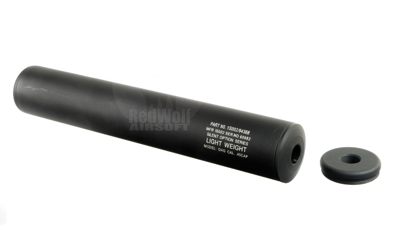 Spartan Doctrine LightWeight Silencer 40mm x 290