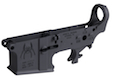 Socom Gear  x RWL CNC Lower Receiver for Systema PTW M4 Series (Spike's Marking)
