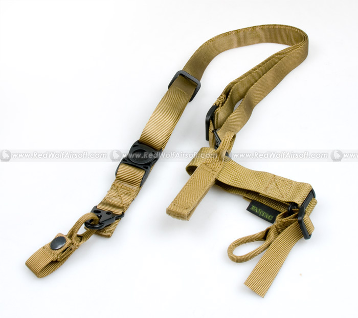 PANTAC 3-Point Sling (Type 2 / Khaki)
