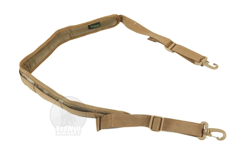 PANTAC Multi-Purpose Padded Shoulder Strap (A-TACS / Cordura)
