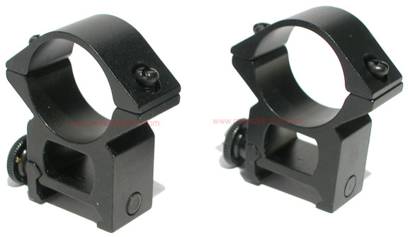 King Arms 20mm High Scope Ring