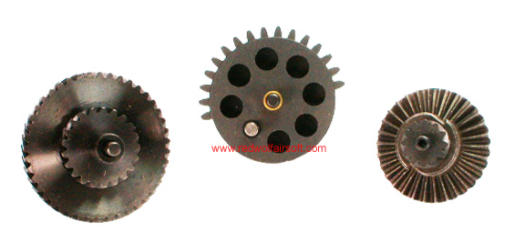 Systema Spur Gear Set High Speed Ratio