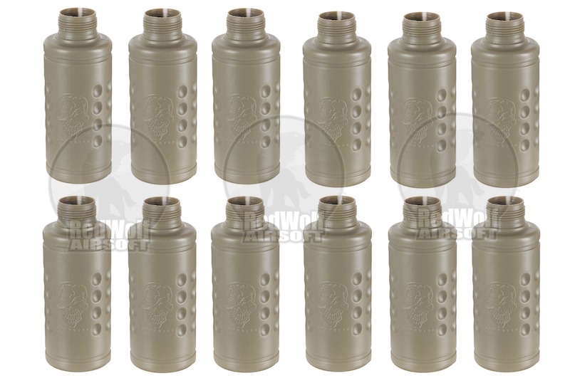 Hakkotsu Thunder Shocker package for 12pcs (Shell with main core)<font color=red> (Clearance)</font>