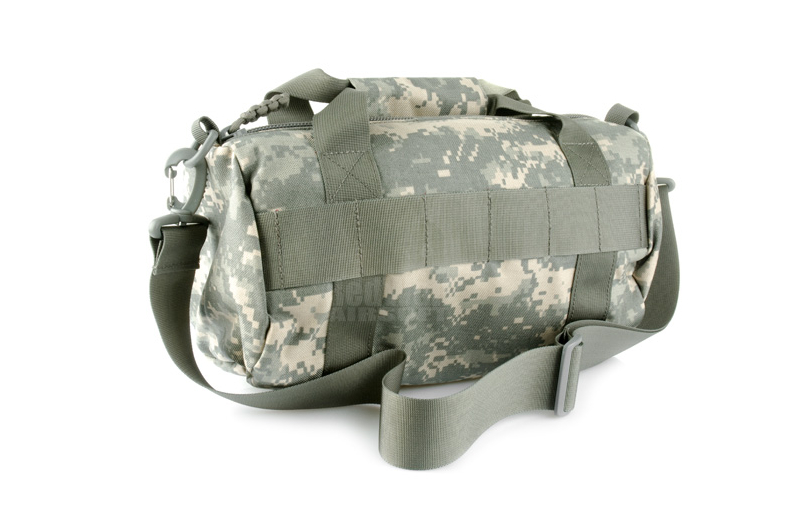 PANTAC Rope Bag with Slotted Webbing (ACU / Cordura) <font color=red> (Holiday Blowout Sale)</font>