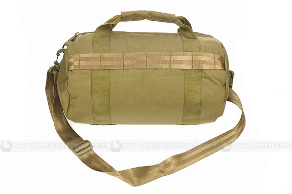 PANTAC Rope Bag with Slotted Webbing (Khaki / CORDURA)