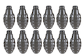 Hakkotsu Pineapple style shell (12pcs/pack)