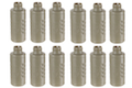 Hakkotsu Thunder Shocker style shell (12pcs/pack)