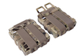 FMA Water Transfer FAST Magazine Holster Set highlander for 7.62 Magazines - Kryptec