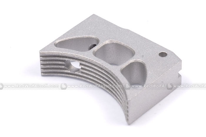 Nova Trigger for Marui 1911A1 - Type 4 - Silver