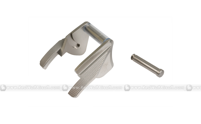 Nova Kings Ambidextrous Safety for TM MEU (Stainless Steel)