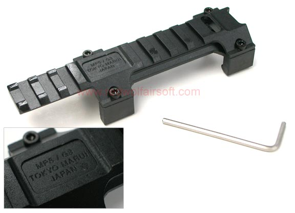 Tokyo Marui Low Profile Mount For G3/ NP5 Series / CA33E (LOW PROFILE)