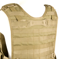 TMC Tac Style D.O.A.V Tactical Fighting Vest (Khaki)