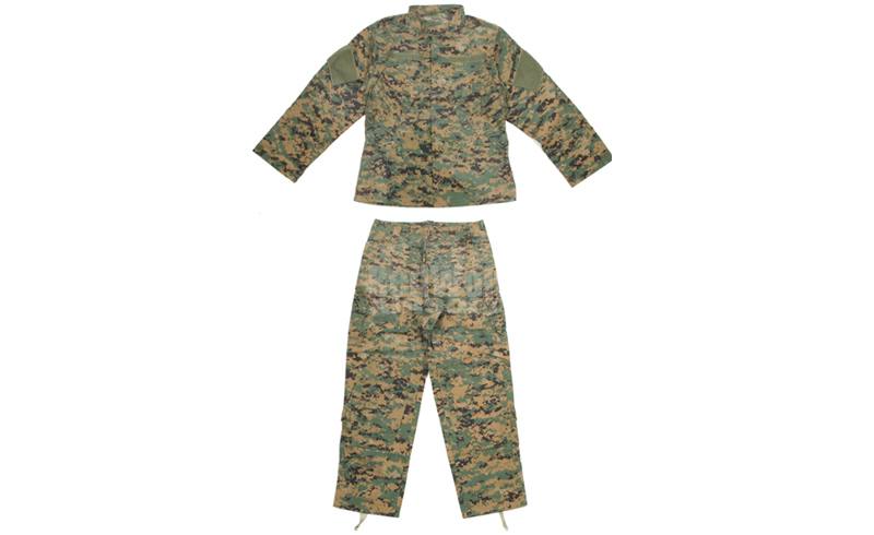 TMC Deluxe Version Battle Dress Uniform (Marpat) (Medium Size)