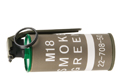 TMC M18 Smoke Grenade B.B. Can (Green)