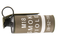 TMC M18 Smoke Grenade B.B. Can (Grey)