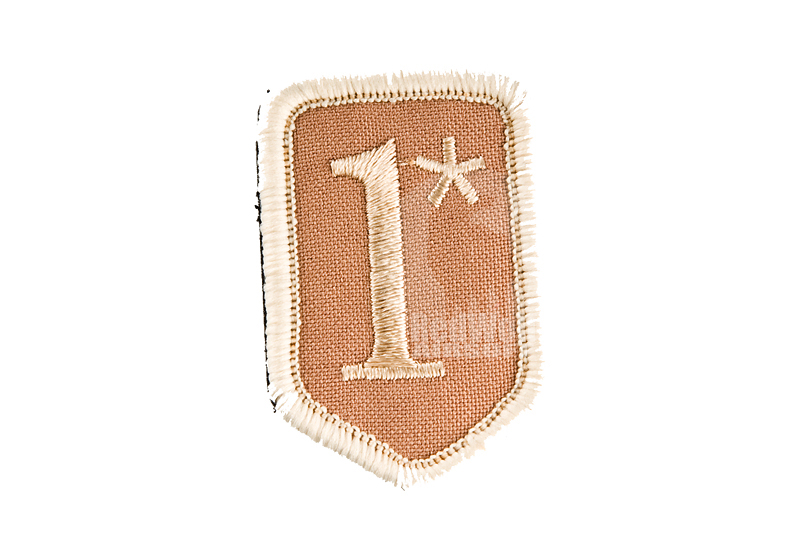 TMC Velcro Patch - 1* (Sand)