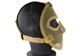 TMC Strike Mesh Full Face Mask (Khaki)