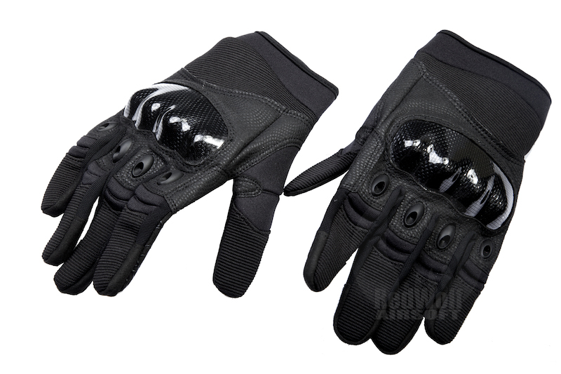 TMC Tactical Gloves (Black / Large)