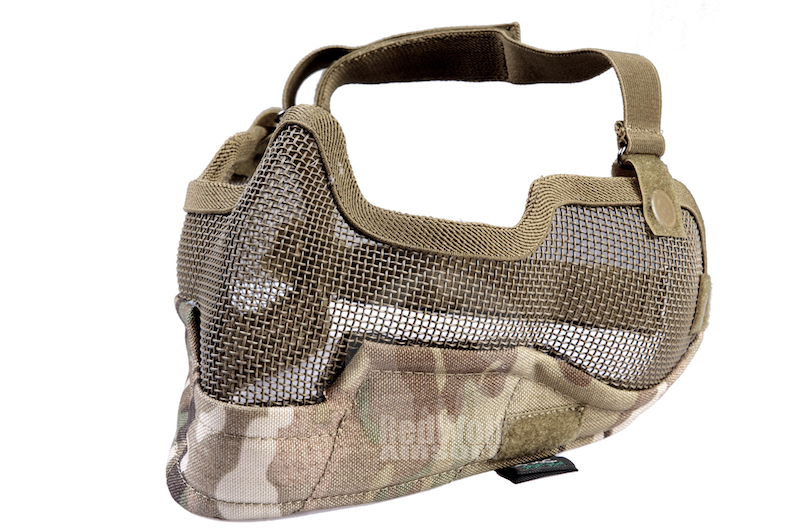 TMC V2 Strike Metal Mesh 3D Cutting Mask (Multicam)