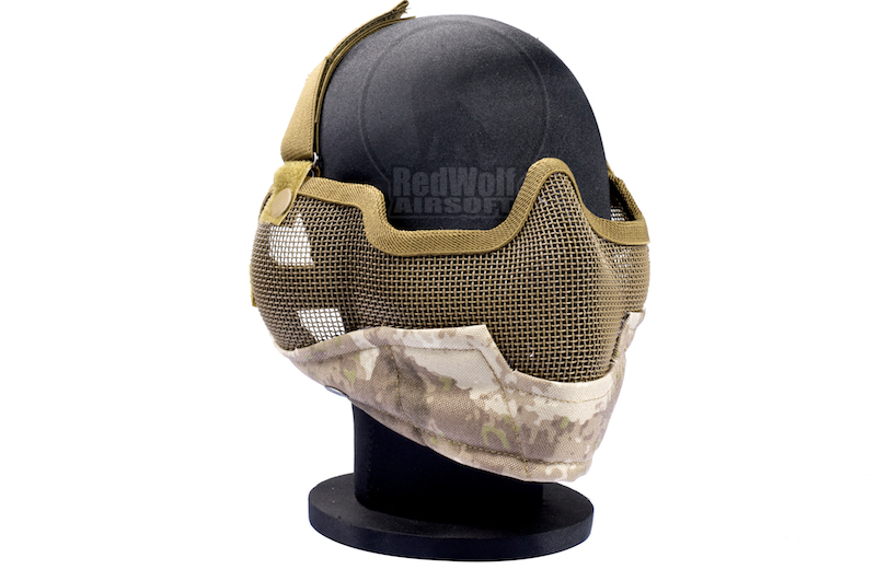 TMC V2 Strike Metal Mesh 3D Cutting Mask (AT)