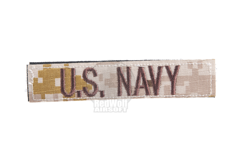 TMC Velcro Army Patch US NAVY (AOR1)