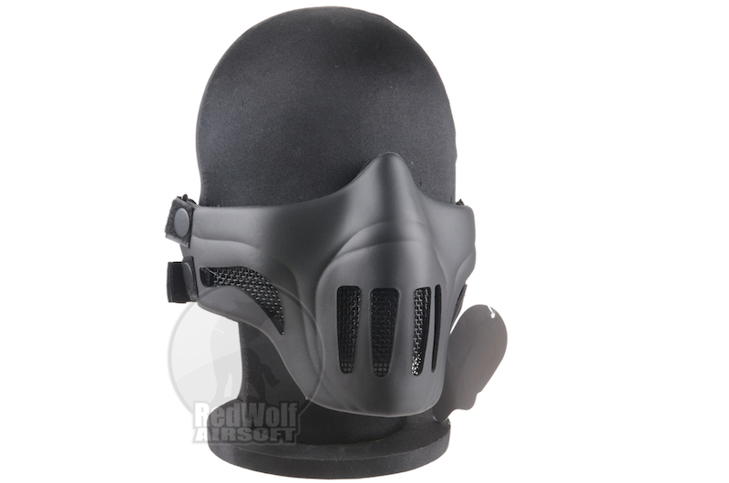 TMC Ghost Recon style Mesh Face Mask (BK)