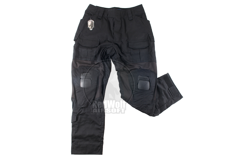 TMC CP Gen2 Style Tactical Pants With Pad Set (L Size / Black)