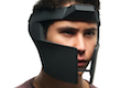 TMC Ancient Greece Figther Airsoft Face Protector (BK)
