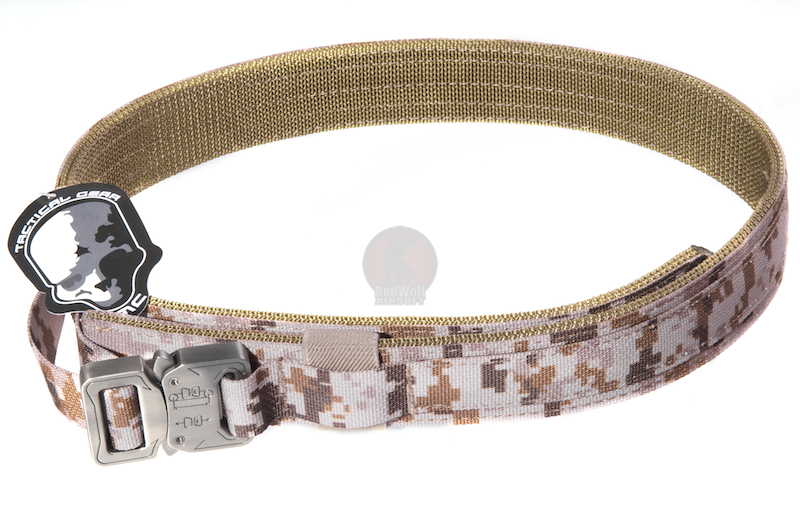 TMC Hard 1.5 Inch Shooter Belt (AOR1)  - M Size