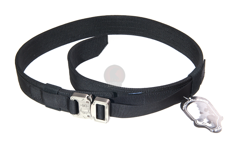 TMC Hard 1.5 Inch Shooter Belt (BK) - L Size