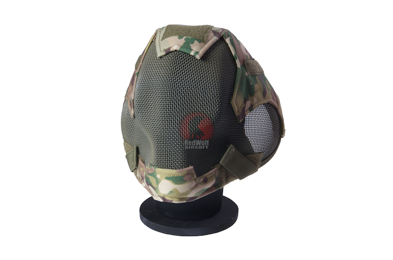 TMC FULL HEAD IM style Mesh Mask ( MC )
