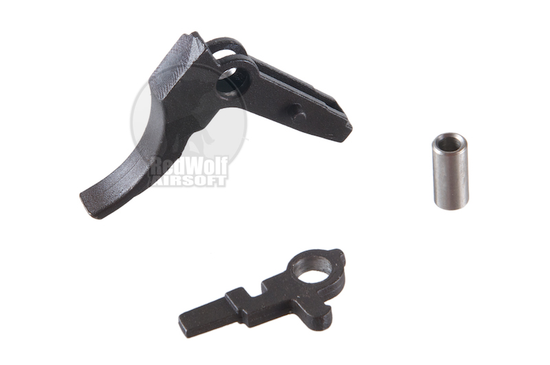 TSC Hardened Cast Steel Trigger & Sear Set For WE M4 & WE SCAR Series