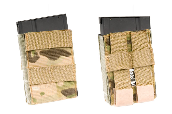 Toy Soldier MOLLE Mag Holster for M14 Type Magazines (MC)