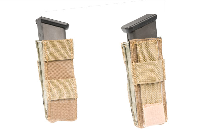 Toy Soldier MOLLE Mag Holster for 9mm Type Pistol Magazines (CB)