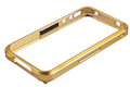 TSC Blade CNC Aluminum Case for iPhone 4 (Gold)