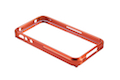 TSC Blade CNC Aluminum Case for iPhone 4 (Orange)