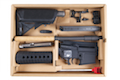Systema PTW Challenge Kit M4-A1-SUPER MAX Evolution Slide Stock-Version (M165 Cylinder) <font color=red>(Free Shipping)</font>