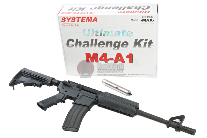 Systema Ultimate Challenge Kit M4-A1-MAX2 (M110) 2012